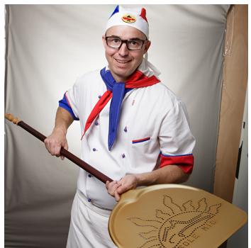 Grégory Edel Valmartin Champion du monde pizza