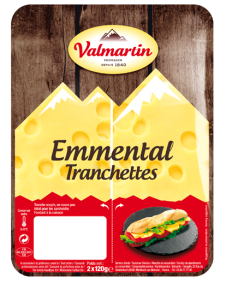 Tranchettes-emmental-2x120g