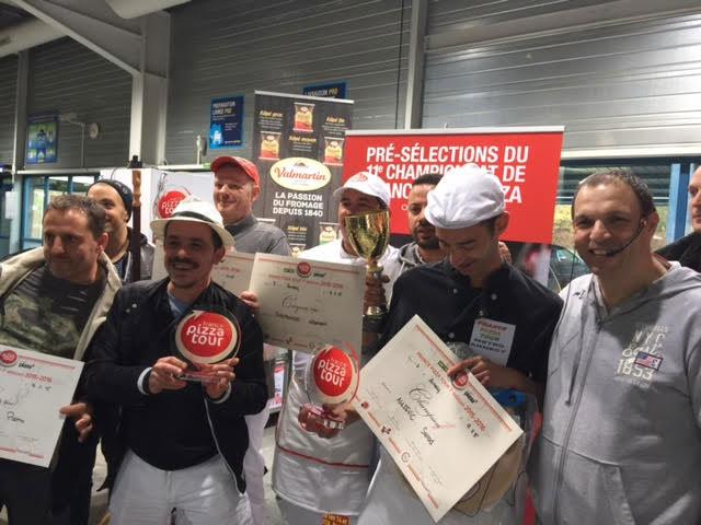 Championnat de france pizza 2015-2016 annecy