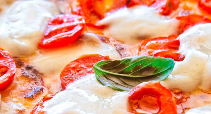 Les secrets de la mozzarella