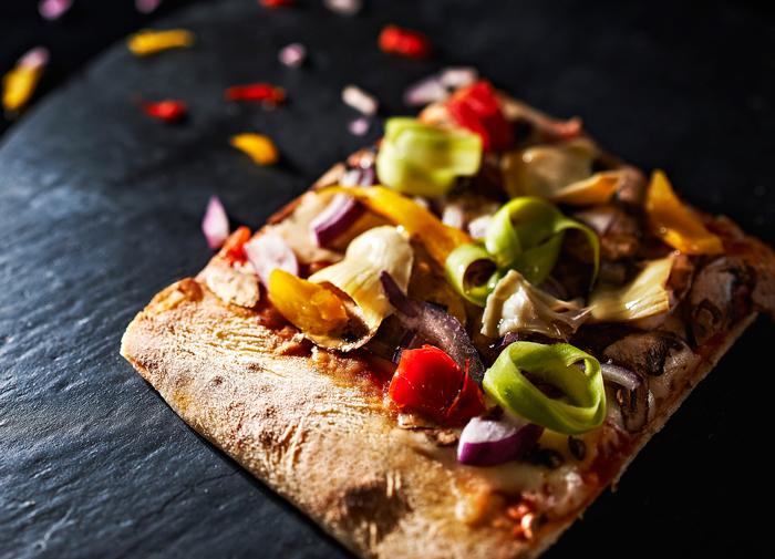 Pizza végétarienne par Gregory Edel Valmartin